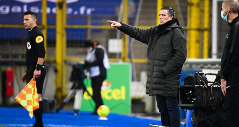 RC Strasbourg : Laurey reçoit un très gros coup dur avant le Stade Rennais