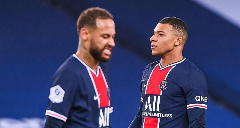 PSG : une bêtise entre Neymar et Mbappé sème la révolte dans le vestiaire