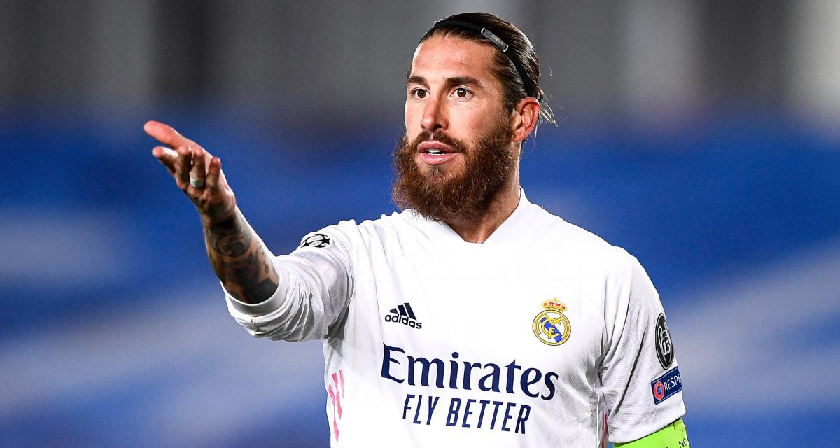 PSG, Real Madrid - Mercato : ultimatum pour Sergio Ramos !