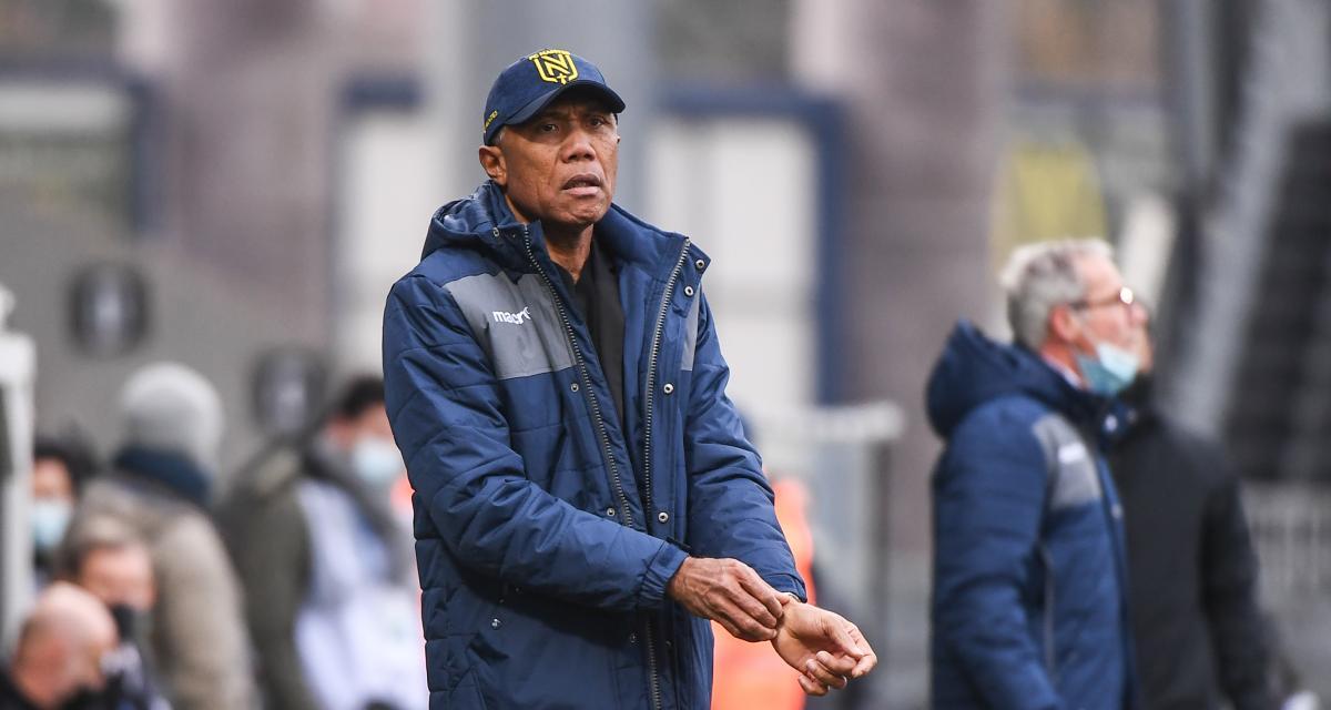 FC Nantes: Kombouaré a un sérieux souci à régler dans son vestiaire