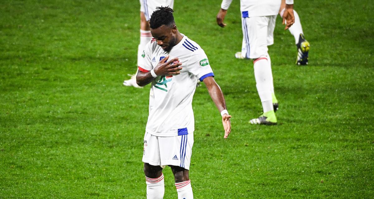Résultat Coupe de France: OL 3-1 FC Sochaux (mi-temps)