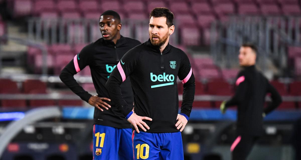 FC Barcelone – Mercato: Messi s'implique déjà dans le futur du Barça