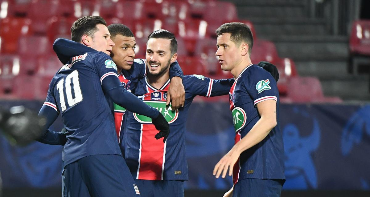 PSG: Mbappé, Sarabia, Verratti... Paris d'attaque avant le Barça