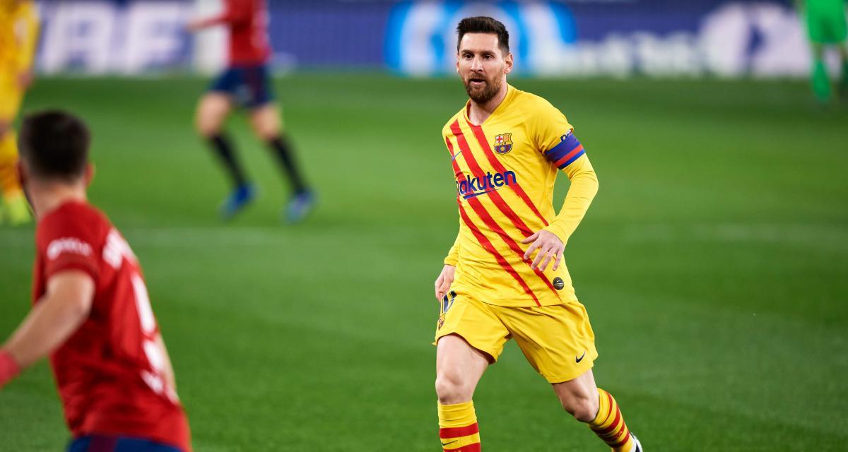 FC Barcelone : Messi a une arme supplémentaire contre le PSG, le choc est immense à Madrid