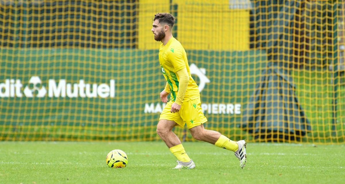 FC Nantes : des jeunes Canaris veulent séduire Kombouaré