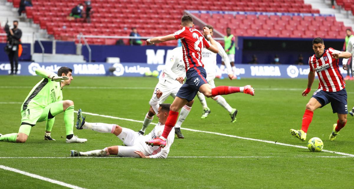 Résultat Liga : Atlético 1-1 Real Madrid (terminé)