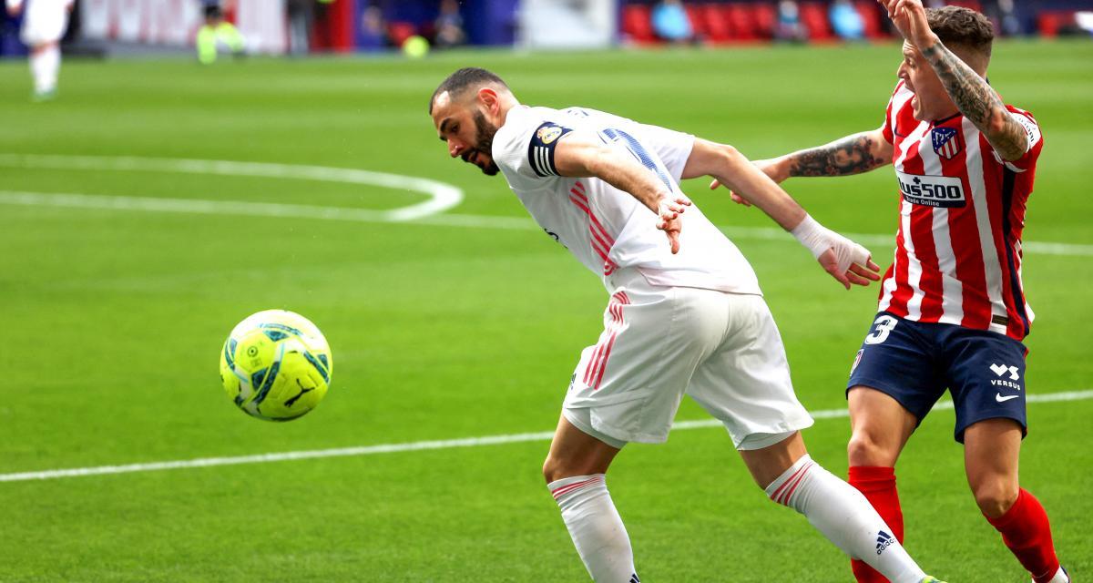 Atlético - Real Madrid (1-1) : Benzema a besoin d'un Mbappé