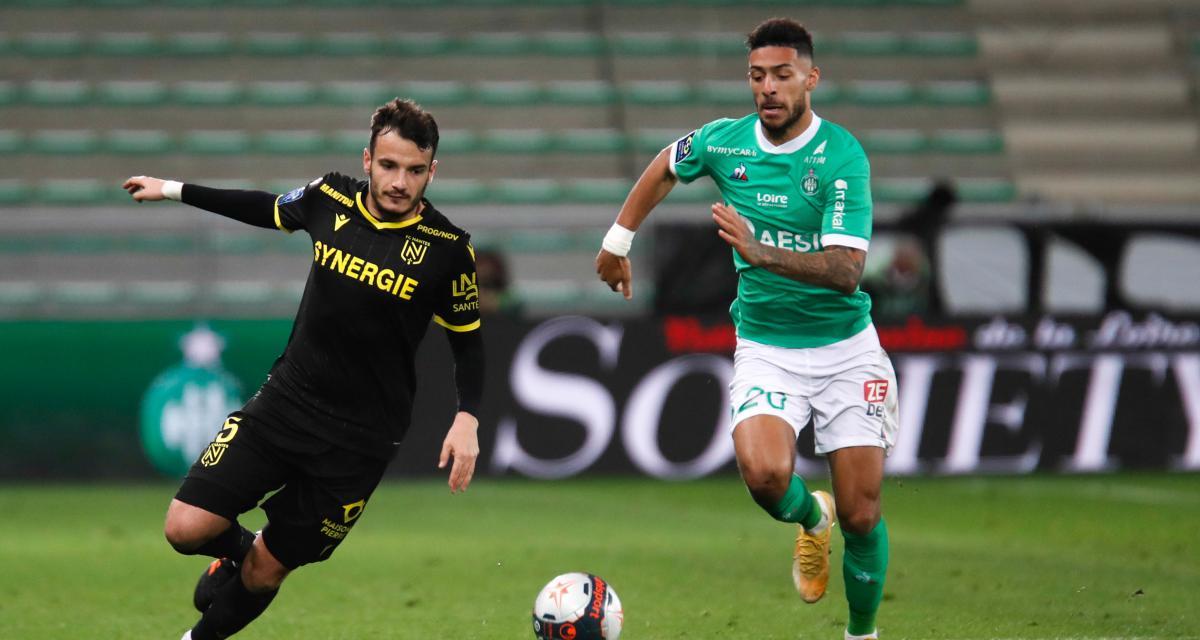Ligue 1 : ASSE, FC Nantes, Nîmes, Lorient... qui a le meilleur calendrier ?