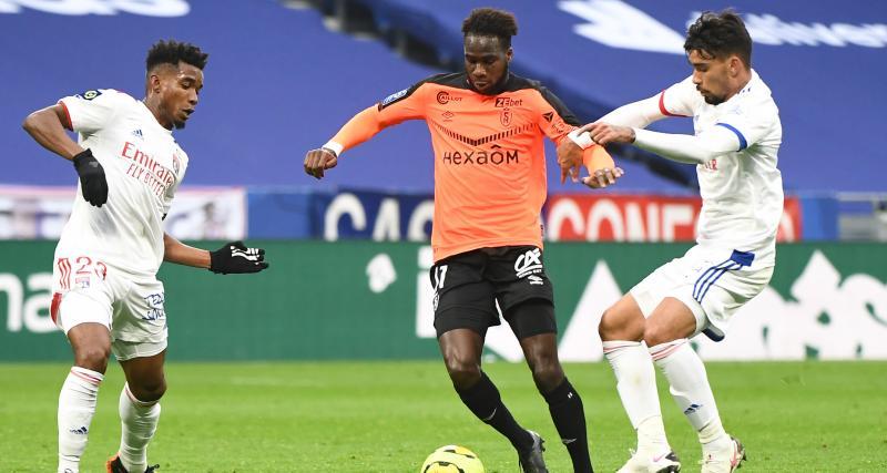Reims - OL sur Canal+Sport