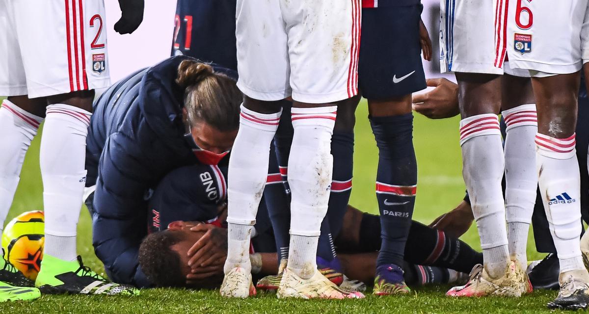 PSG - FC Barcelone : Neymar doit finalement déclarer forfait !