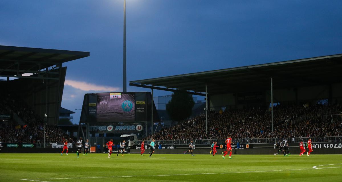 Angers - ASSE : sur quelle chaîne voir le match ?