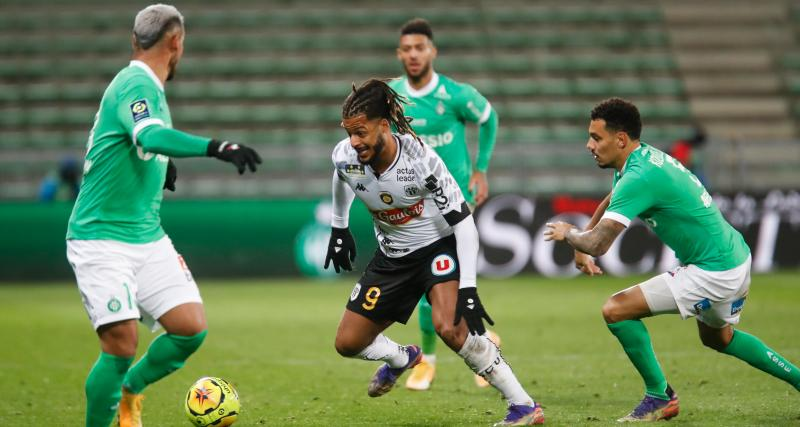 Angers - ASSE sur Canal+Sport