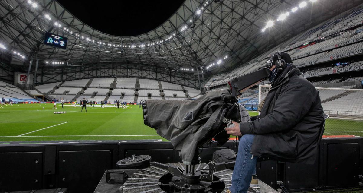 OM - Brest : sur quelle chaîne voir le match ?