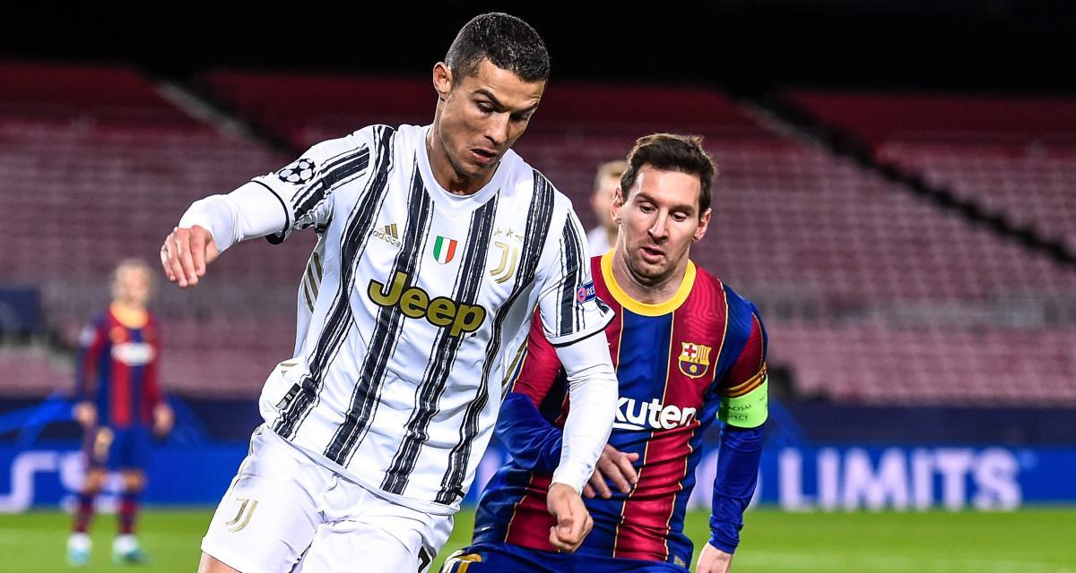 Juventus, FC Barcelone : les exploits de Ronaldo ont occulté ceux de Messi