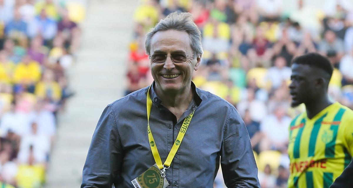 FC Nantes : Denoueix exonère (un peu) Kita pour la mort du jeu à la nantaise