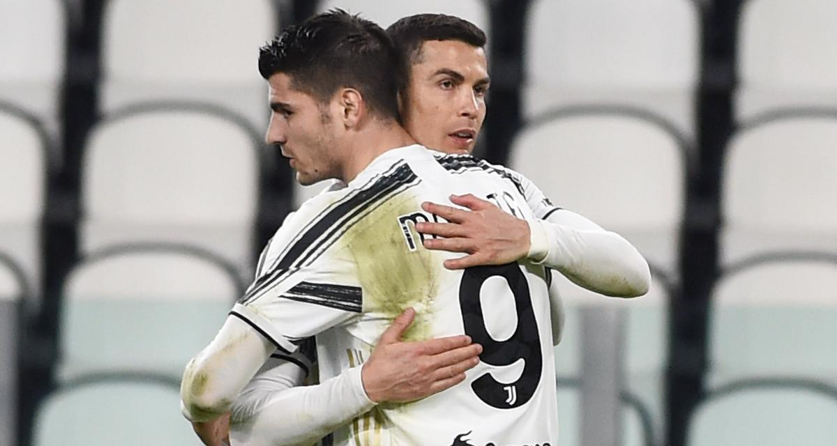 Champions League : Juventus - FC Porto, les compos (Ronaldo et Morata titulaires)
