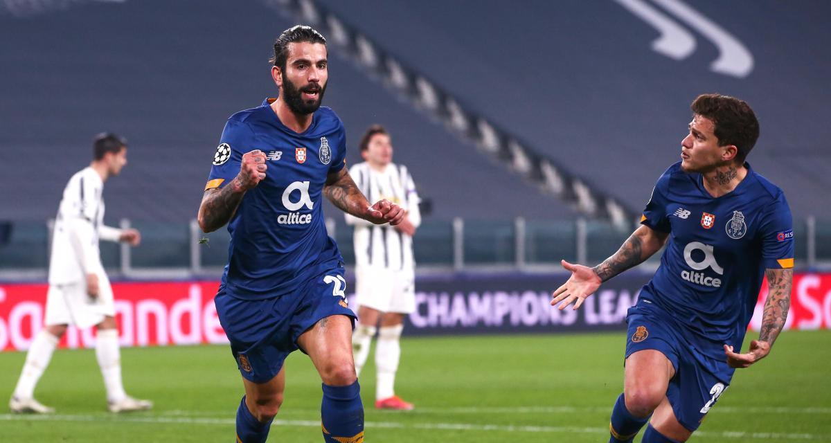 Champions League : la Juve menée, Haaland frappe encore (mi-temps)