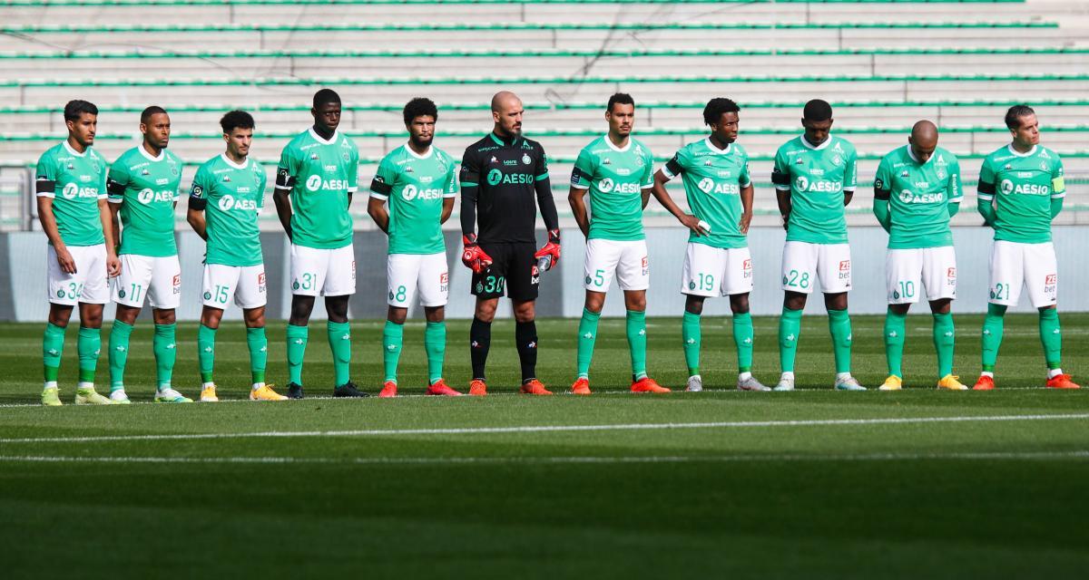 ASSE : les Verts prennent une première bonne leçon d'Angers