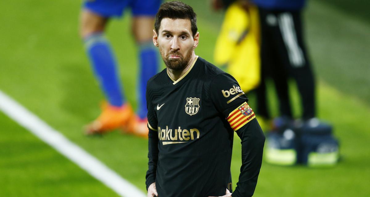 FC Barcelone : le PSG tire déjà le feu d'artifice pour Messi
