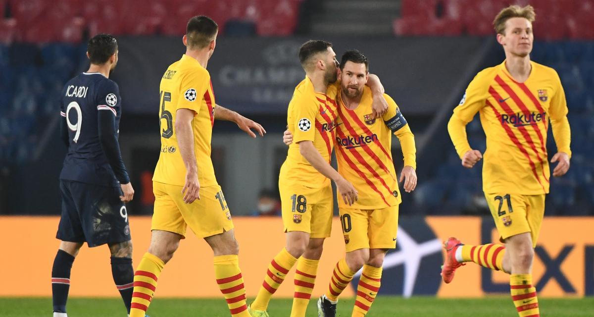 PSG - FC Barcelone (1-1) : les tops et les flops des Blaugrana