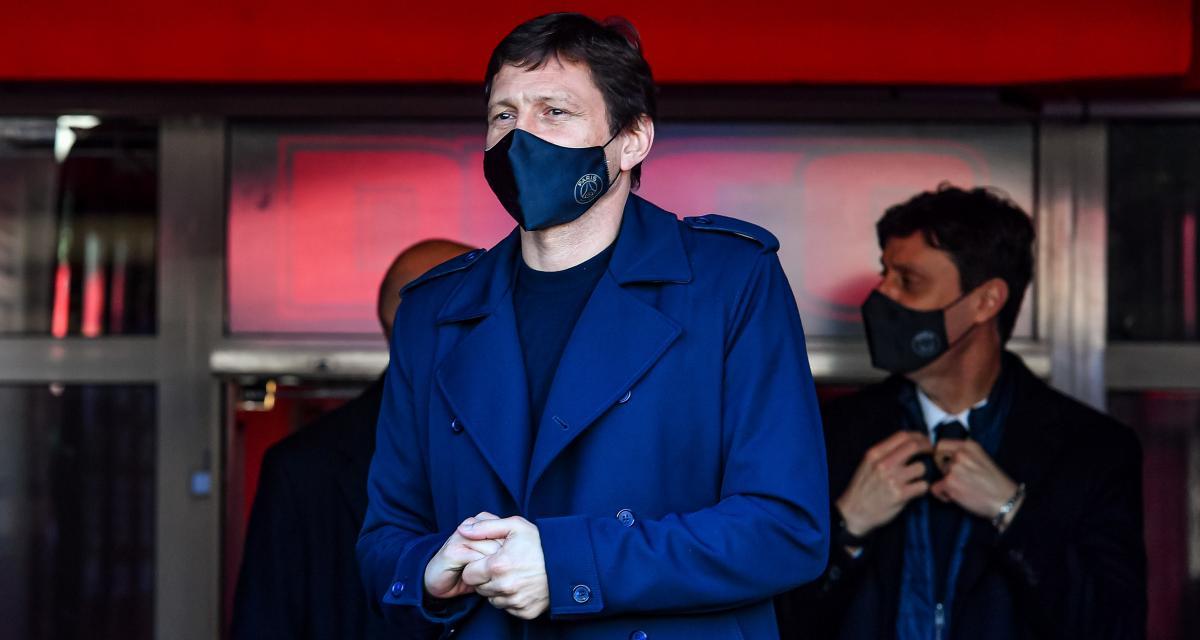 PSG - Mercato : Ronaldo, Messi, prolongations... Leonardo se lâche comme jamais !