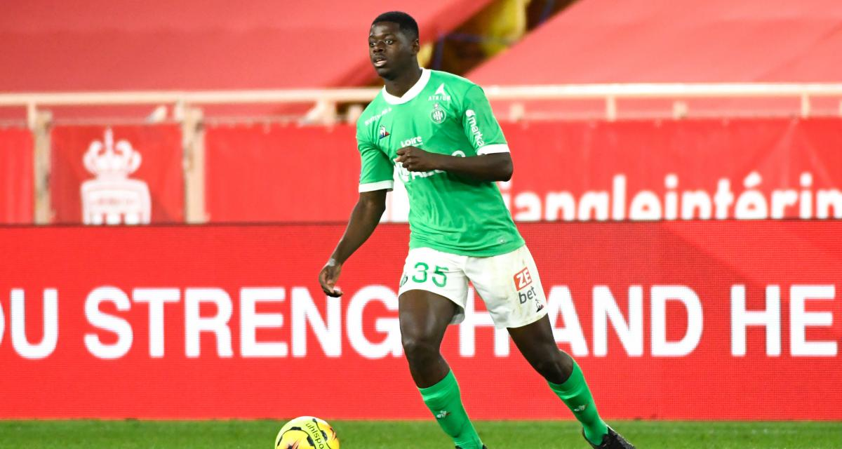 ASSE : un nouvel international chez les Verts !