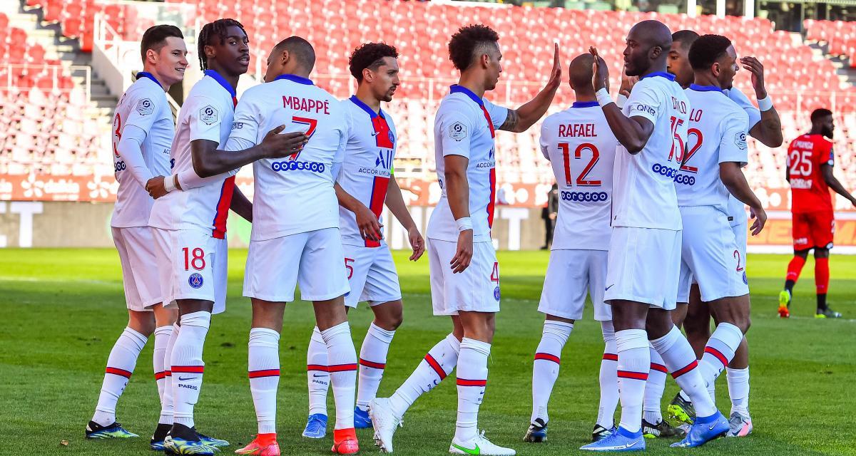 PSG - FC Nantes : Neymar absent, un coéquipier s'est mis à la faute !