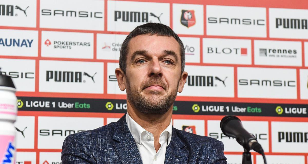 Stade Rennais : la très mauvaise nouvelle est tombée pour Nicolas Holveck