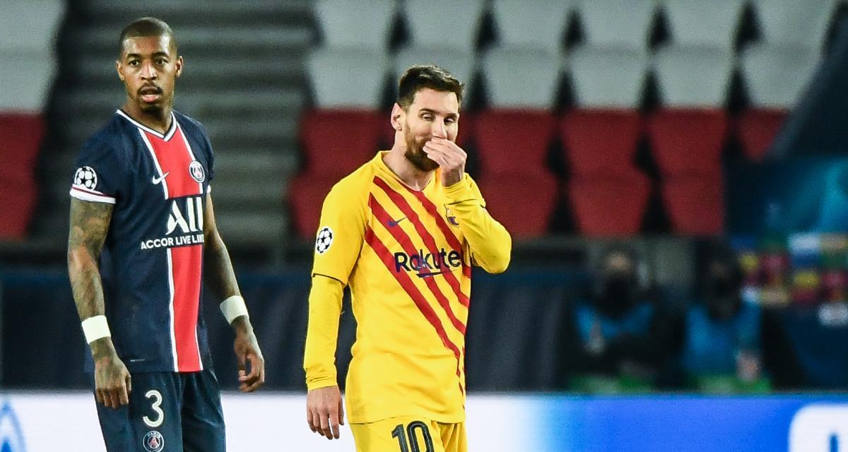 PSG, FC Barcelone – Mercato: le vestiaire parisien s'imagine déjà avec Messi l'an prochain!