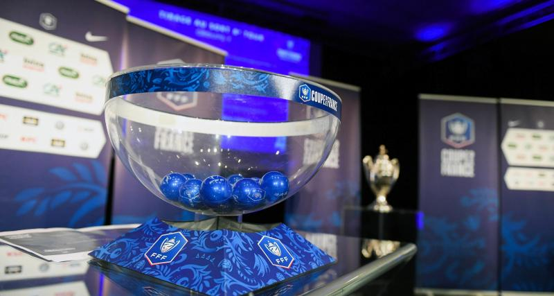 Coupe de France: le calendrier définitif des 8e de finale