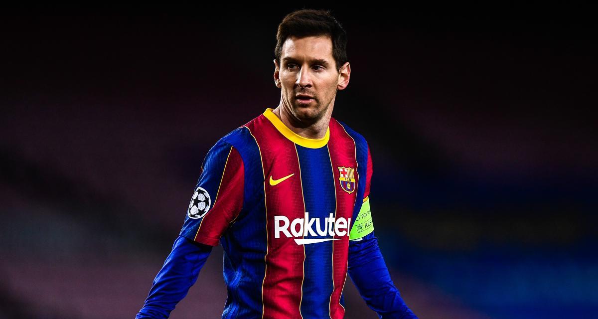 FC Barcelone – Mercato: Messi n'a pas changé d'avis, le PSG n'est qu'un plan B