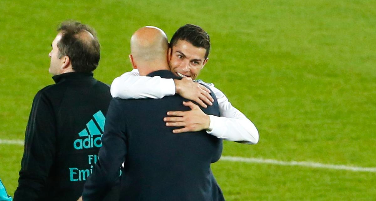 Real Madrid – Mercato: la réponse de Zidane à la nouvelle rumeur d'un retour de Cristiano Ronaldo