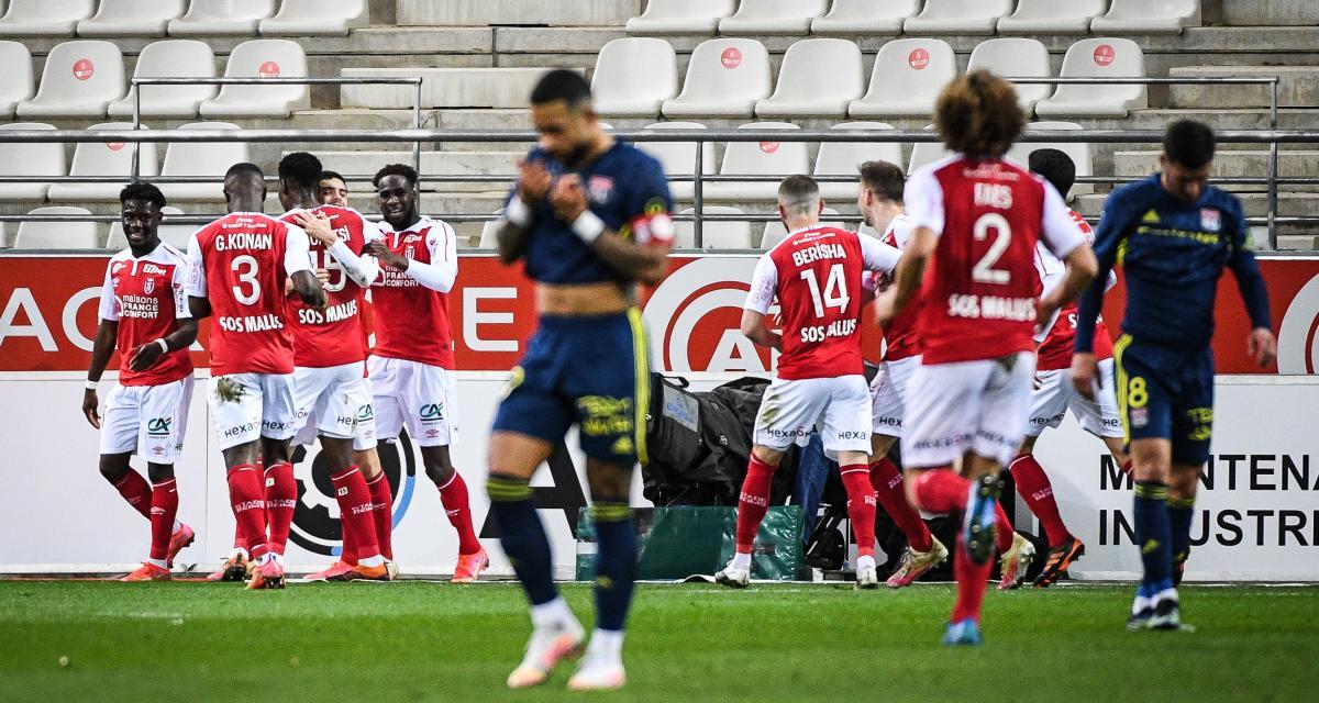 Reims – OL (1-1): les Tops, les Flops... Les raisons de la panne lyonnaise