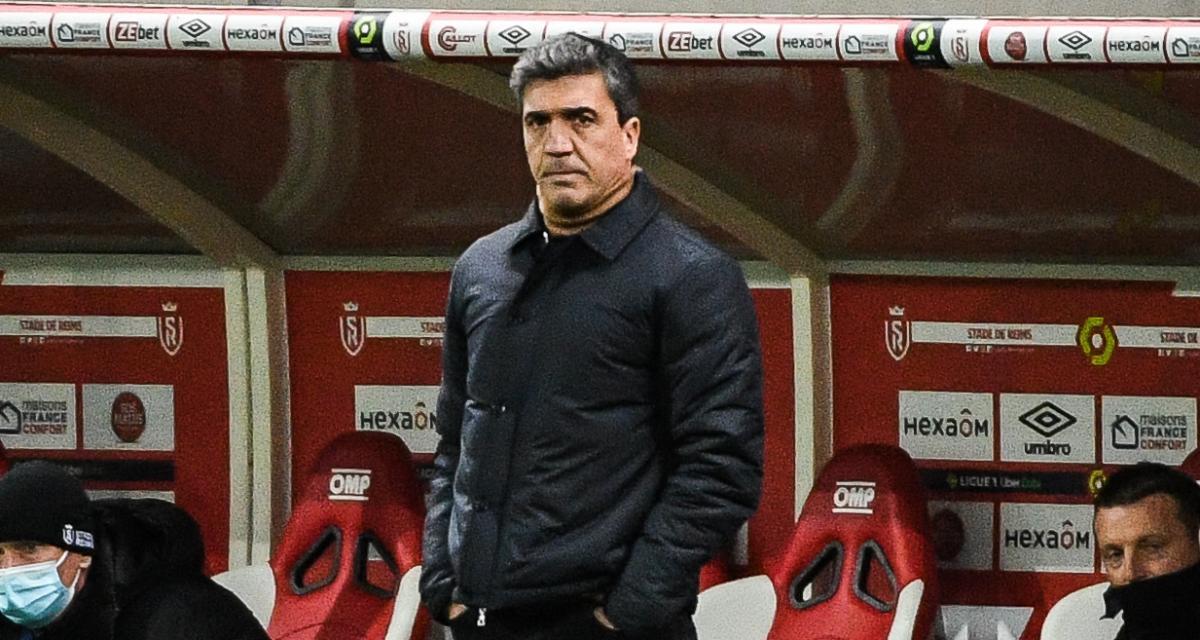 Stade de Reims - OL (1-1) : Guion ne formule qu'un reproche à ses joueurs