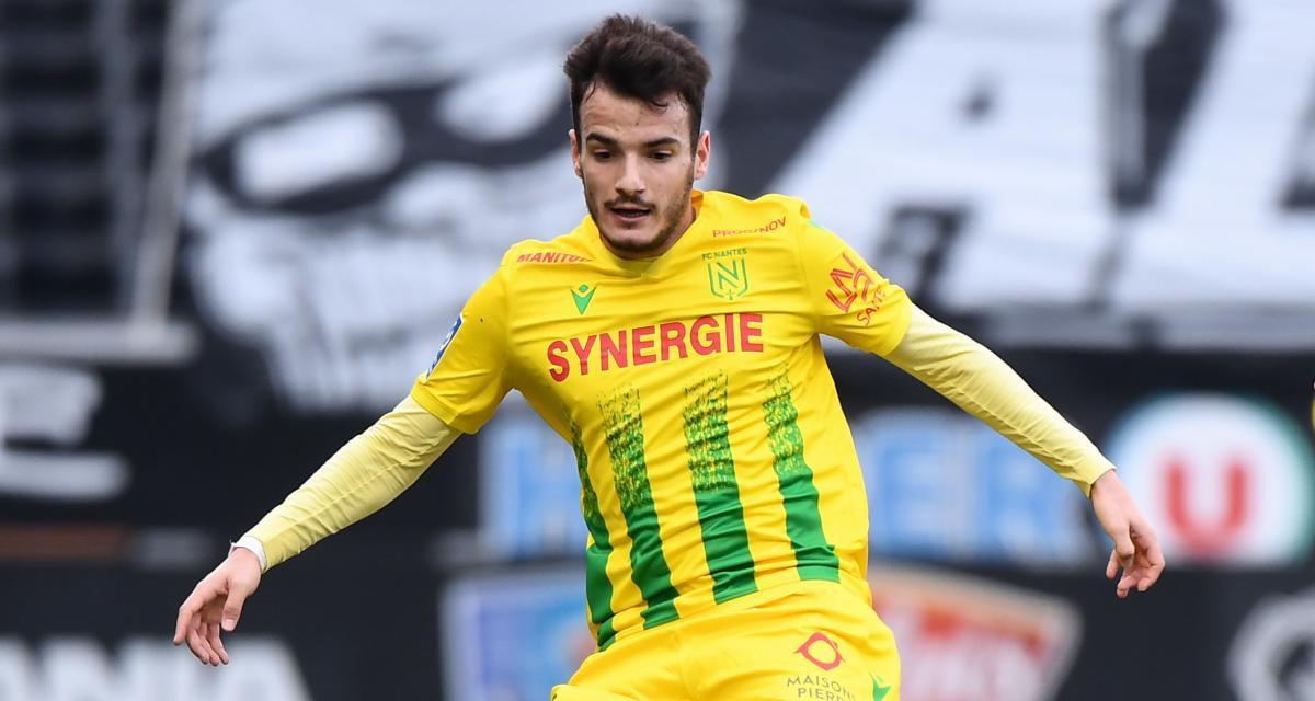 FC Nantes : Chirivella veut s'inspirer du FC Barcelone pour faire douter le PSG