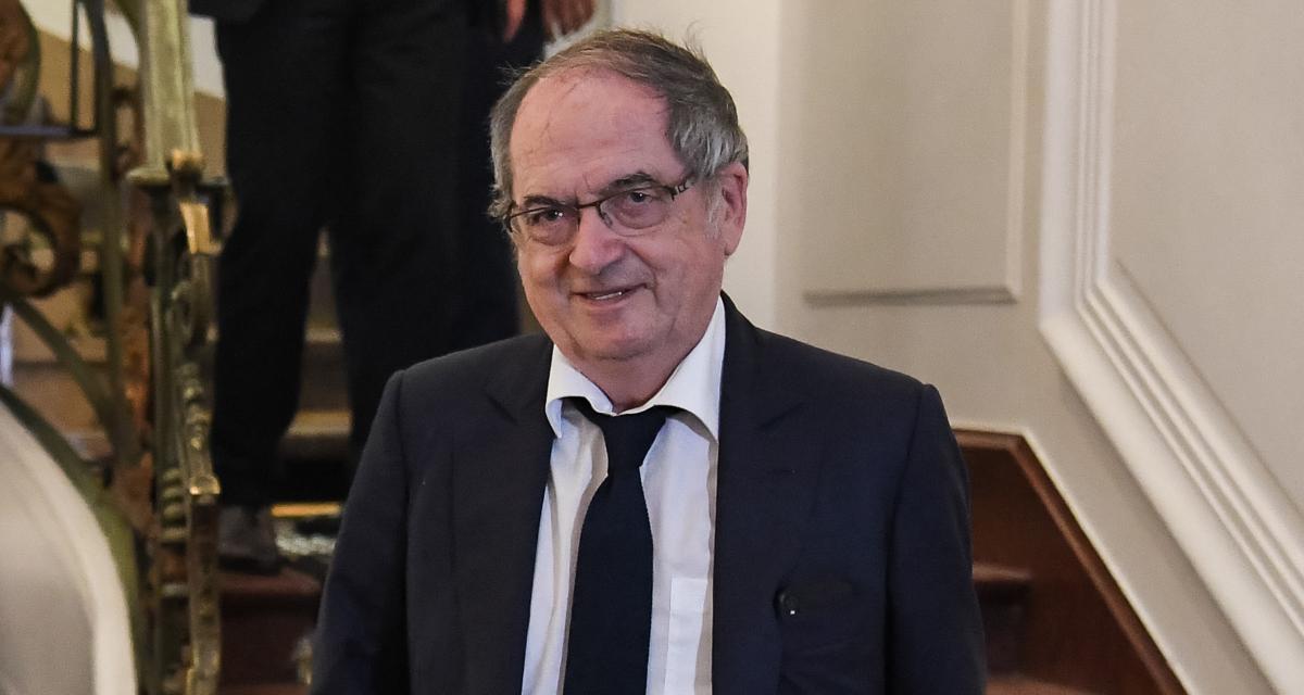 FFF : Noël Le Graët réélu pour quatre ans