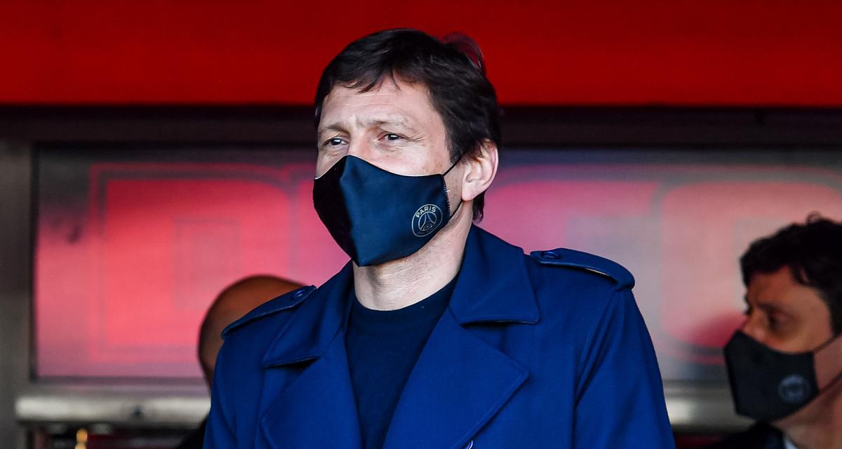 PSG - Mercato : Leonardo a pris contact avec un champion du monde !