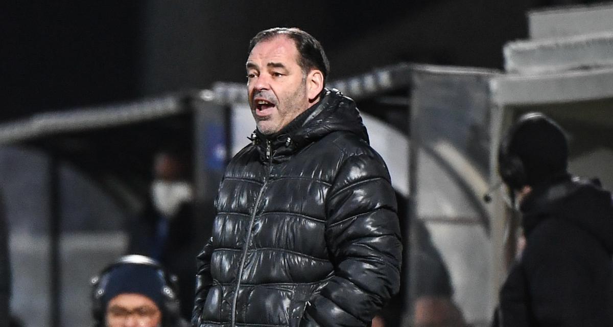 Angers SCO - ASSE (0-1) : éteint par les Verts, Moulin pousse un gros coup de gueule