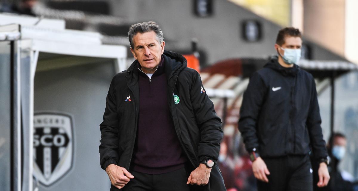 Angers SCO - ASSE (0-1): Puel se justifie après un choix fort