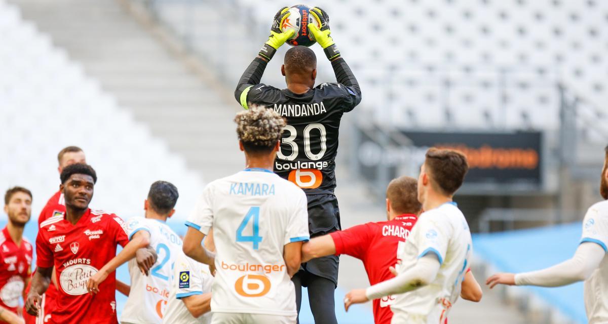Résultat Ligue 1 : OM 3 - 1 Stade Brestois (terminé)