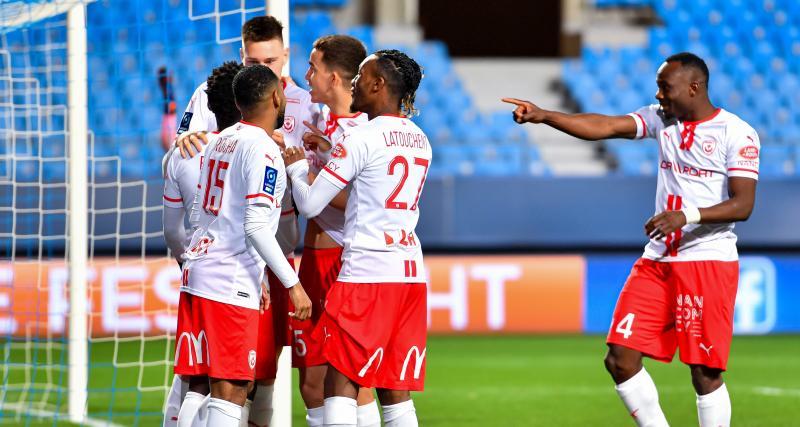 Résultat Ligue 2 : Nancy et Toulouse cartonnent, Guingamp respire !
