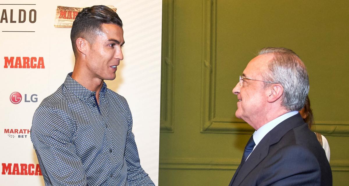 Real Madrid, PSG, Juventus - Mercato : Florentino Pérez a bien proposé à CR7 de revenir !