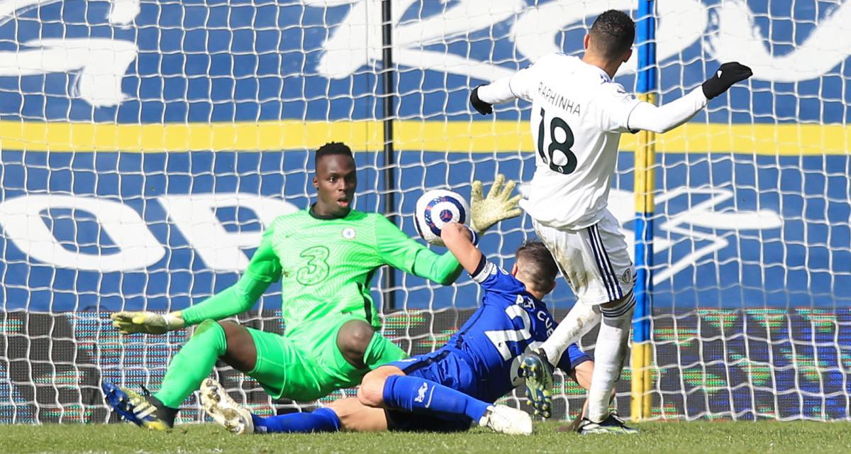 Stade Rennais : une nouvelle stat incroyable pour Edouard Mendy à Chelsea