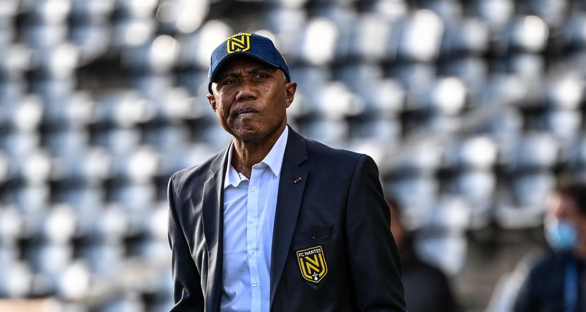 FC Nantes: Kombouaré impose une condition à Kita en cas de divorce