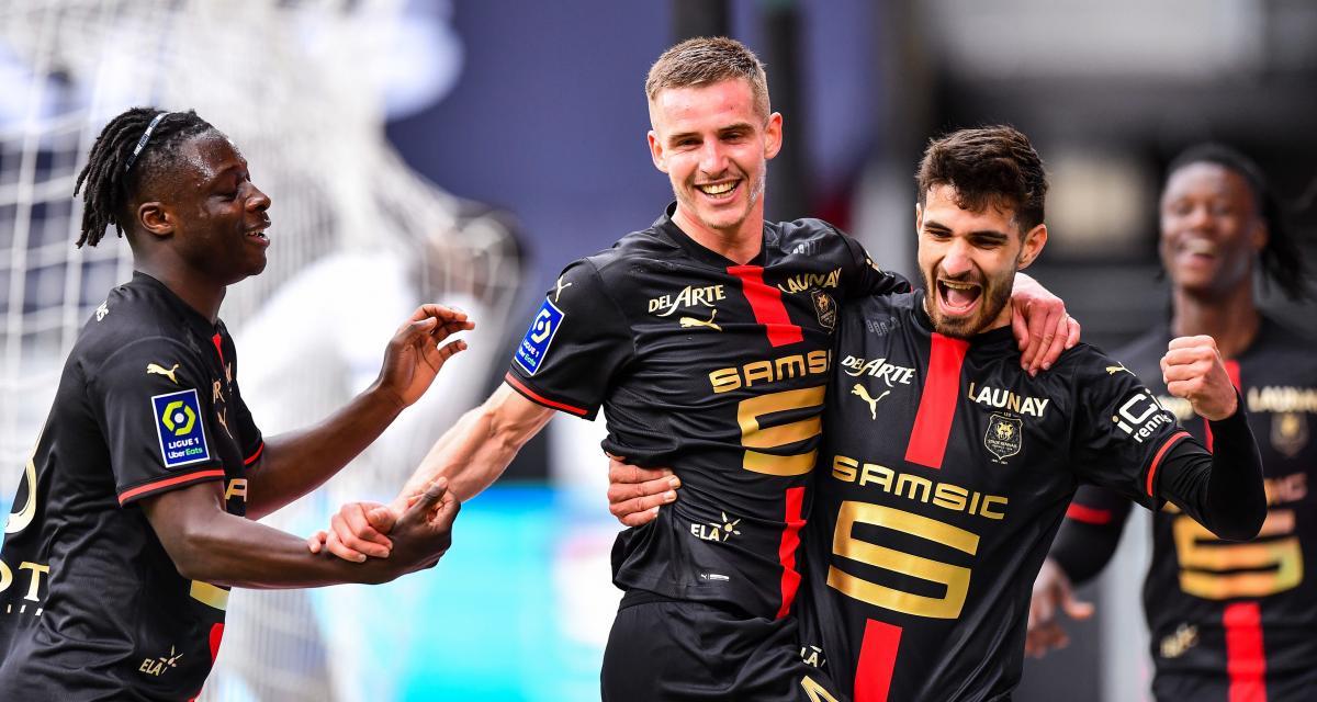 Stade Rennais - RC Strasbourg (1-0) : les Tops et le Flop des Rennais