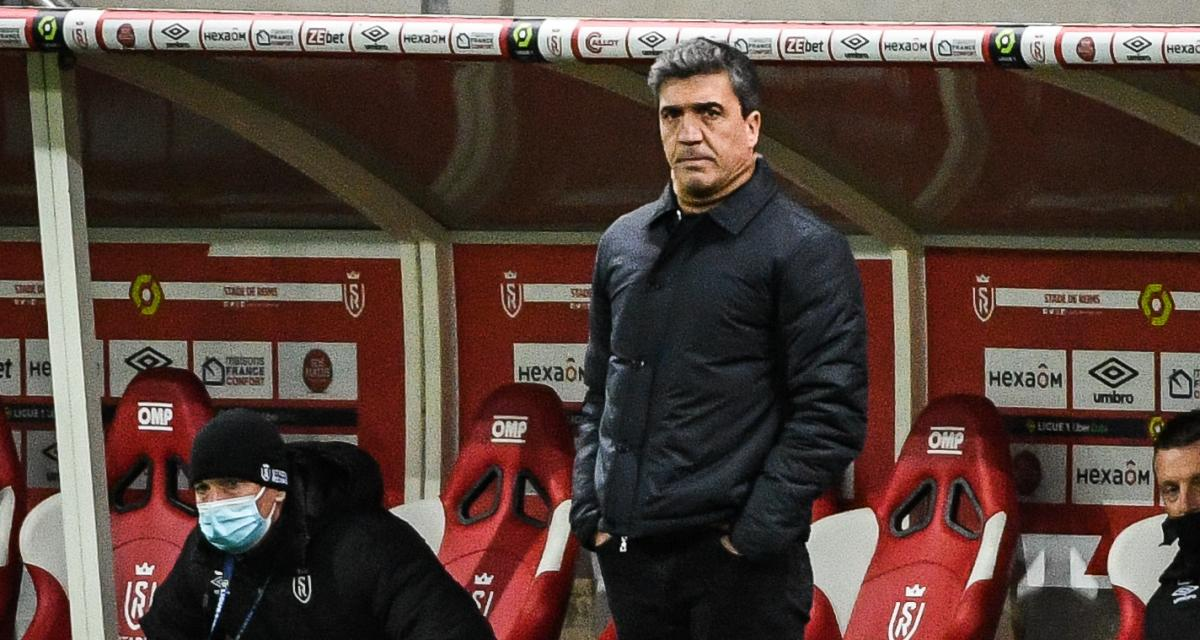 Stade de Reims : Guion connaît le mal qui plombe son équipe