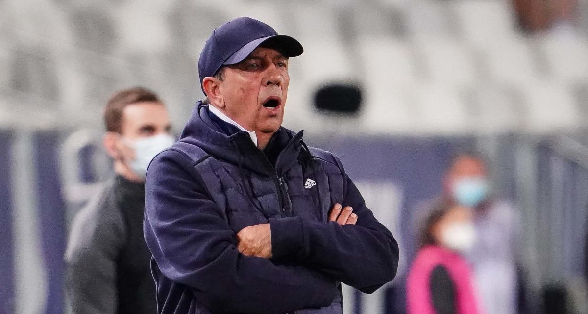 Dijon FCO - Girondins (1-3) : Gasset respire et pointe encore des failles