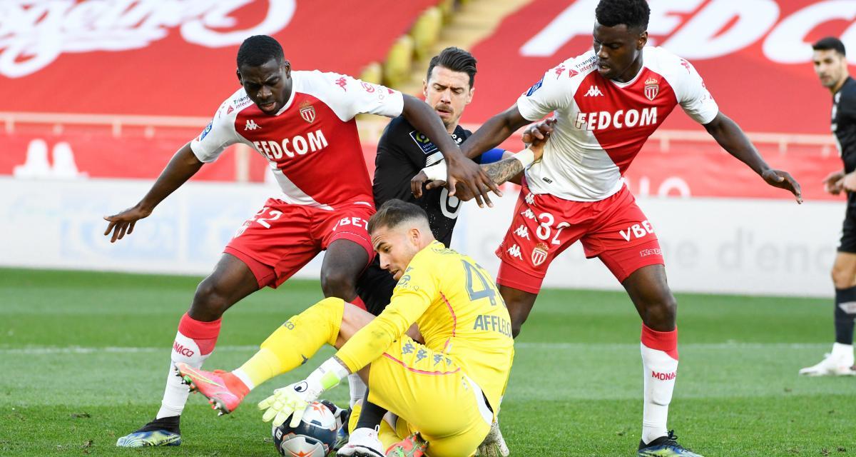 AS Monaco - LOSC (0-0) : les Tops et les Flops des Dogues, freinés dans la course au titre