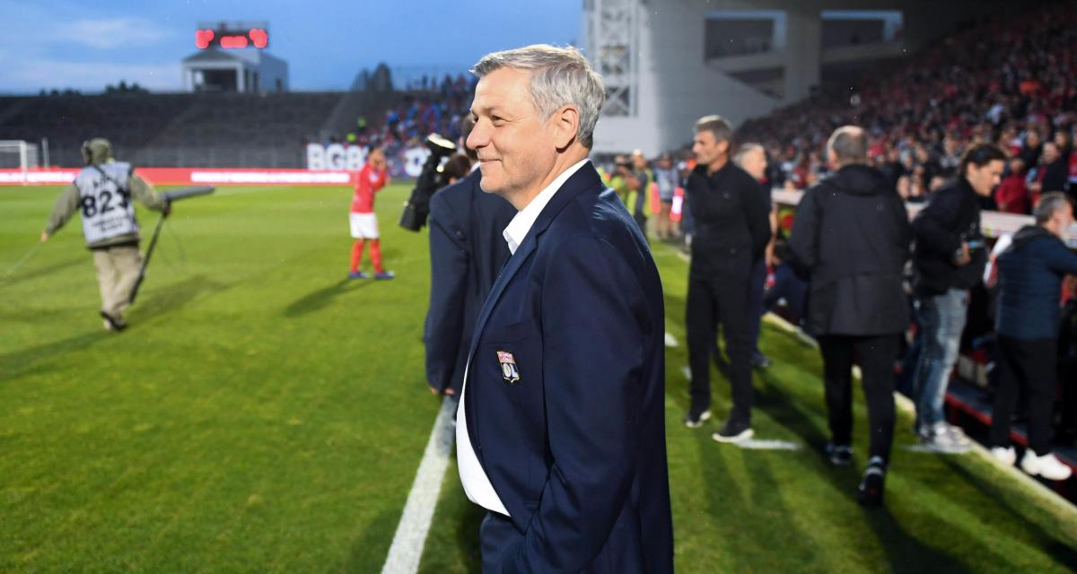 Stade Rennais : le touchant message de Bruno Genesio à Nicolas Holveck