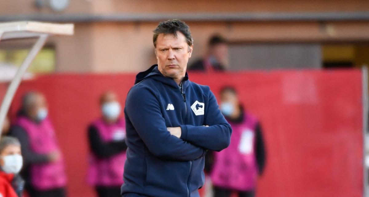 AS Monaco - LOSC (0-0) : titre, Maignan... le bras droit de Galtier se lâche